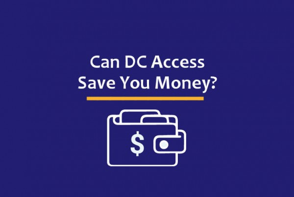 Can DC Access save you money