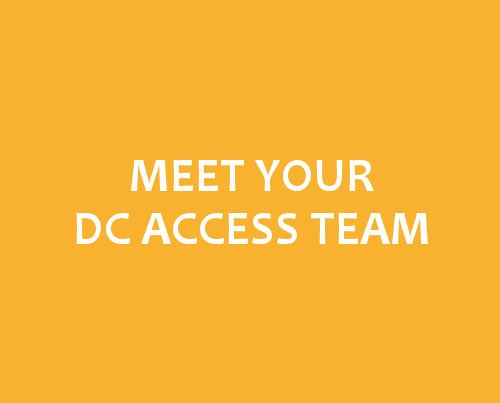 meet your DC Access Team