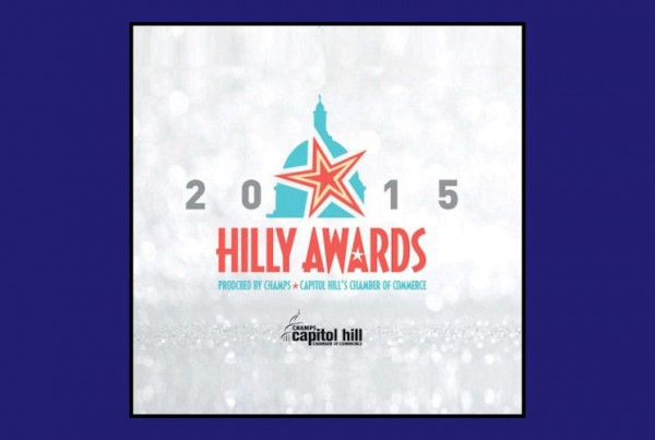 DC Access Hilly Award Winner 2015