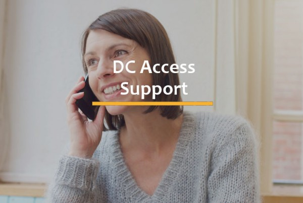 DC Access: support
